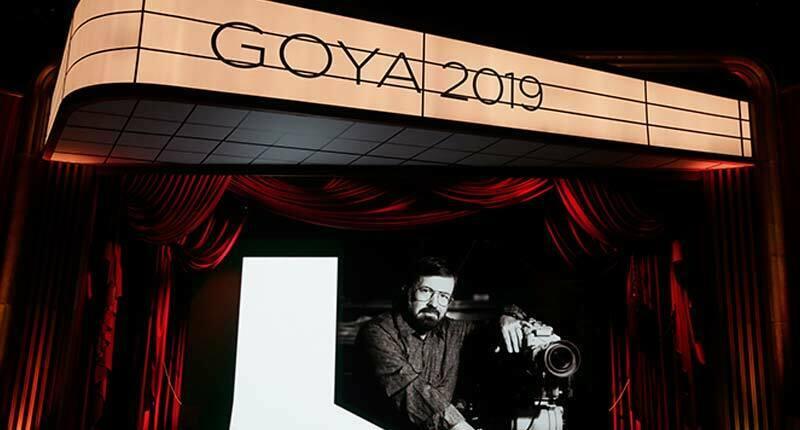 El Instituto Cervantes, embajador de los premios honoríficos de la Academia de Cine