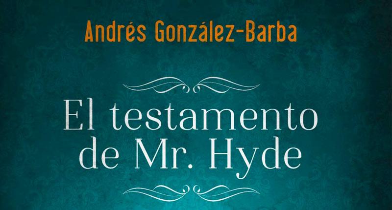 Andrés González-Barba presenta en Sevilla su nueva novela