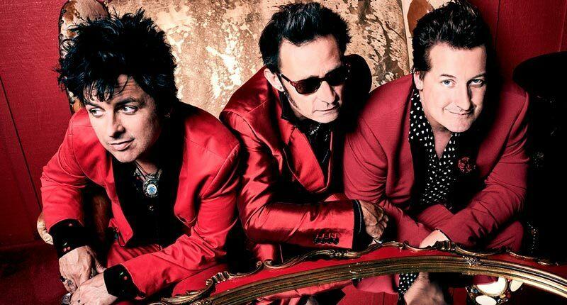 Green Day confirmado para el MTV World Stage de Sevilla