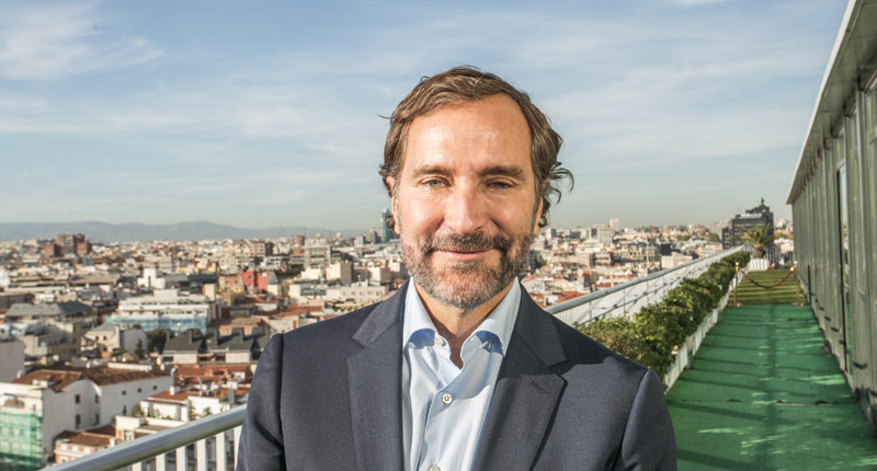 James Costos, embajador honorario de la Spain Film Commission