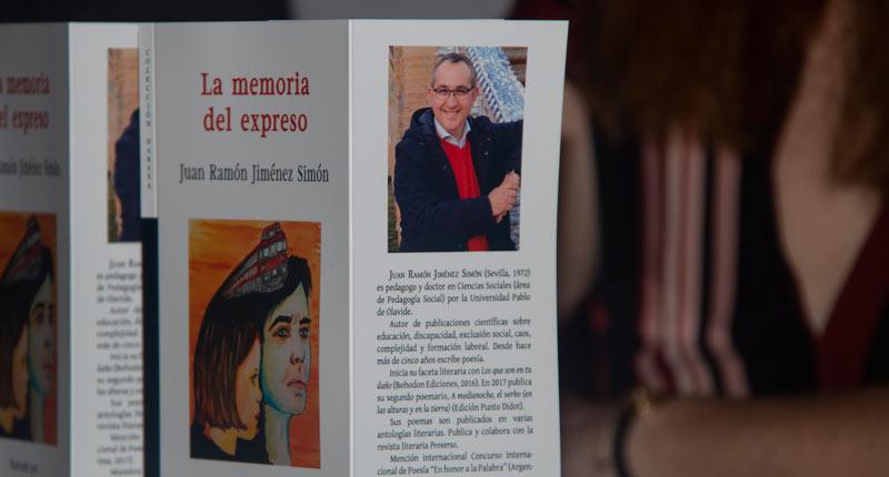 Juan Ramón Jiménez Simón y Eva G. Fernández regresan al pasado con 'La memoria del expreso'