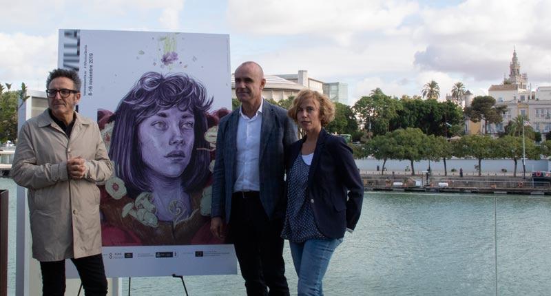 El Festival Europeo de Cine de Sevilla, a las puertas de otra apasionante edición