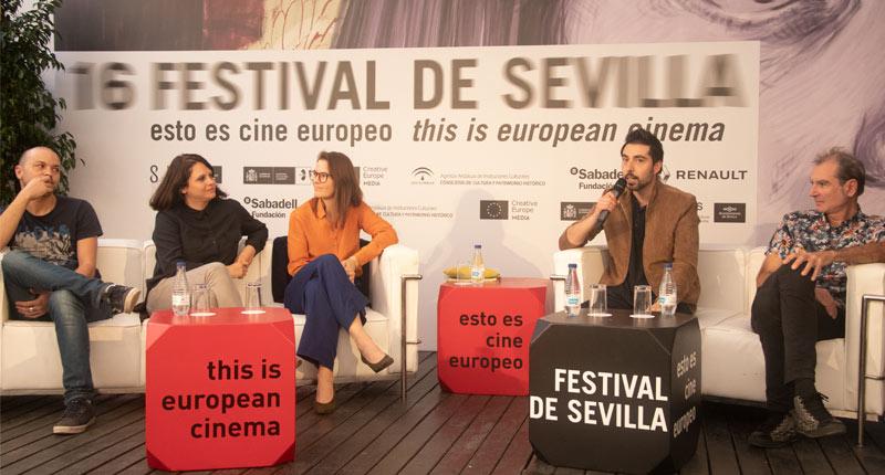 'Fantasmas, road movie y animación. Reinventando los géneros', en el Festival de Cine de Sevilla