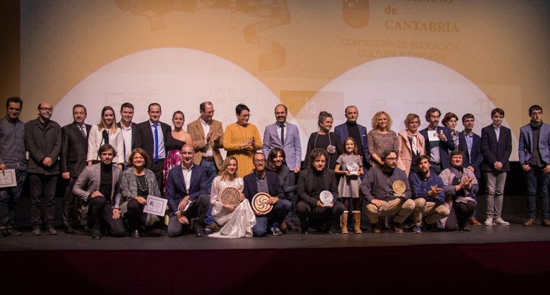 El Torre en Corto, XX Festival de Torrelavega entrega sus premios