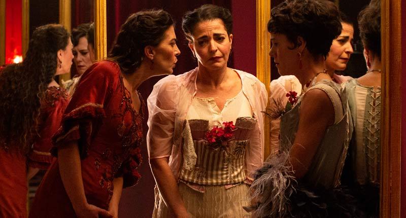 Comienza el rodaje de La Vampira de Barcelona, con Nora Navas