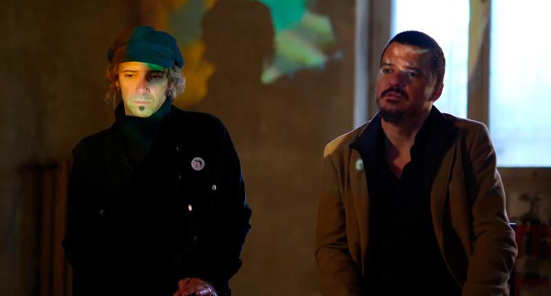 Alvaro Suite estrena 'Toda esa belleza' junto a Coque Malla