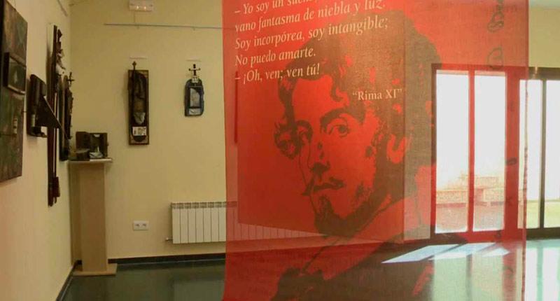 Noviercas se prepara para el 150 aniversario de Bécquer