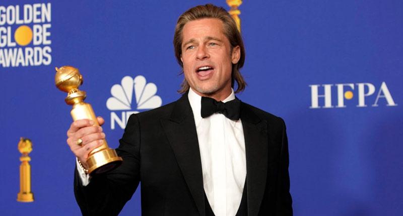Érase una vez... en Hollywood, de Tarantino, y 1917, de Mendes, triunfadoras en los Globos de Oro
