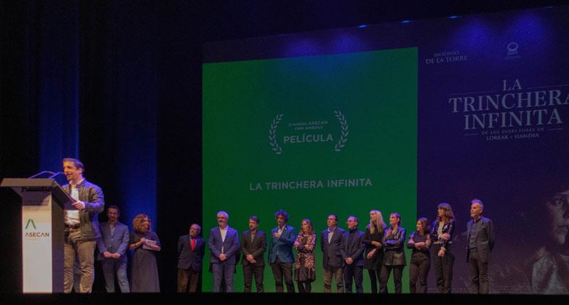 'La trinchera infinita', mejor película en los Premios ASECAN