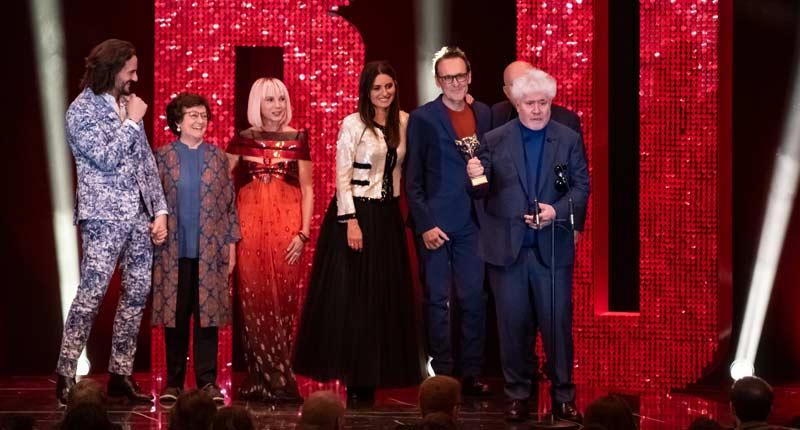 Los Premios Feroz celebran su séptima edición con el triunfo de 'Dolor y gloria'