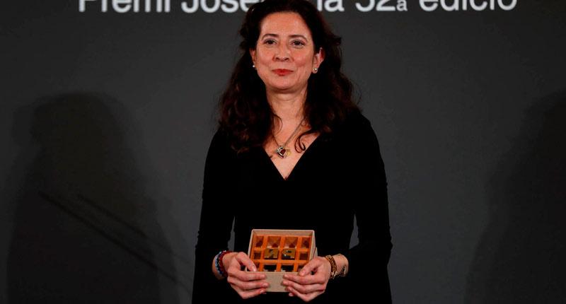 Ana Merino premio planeta