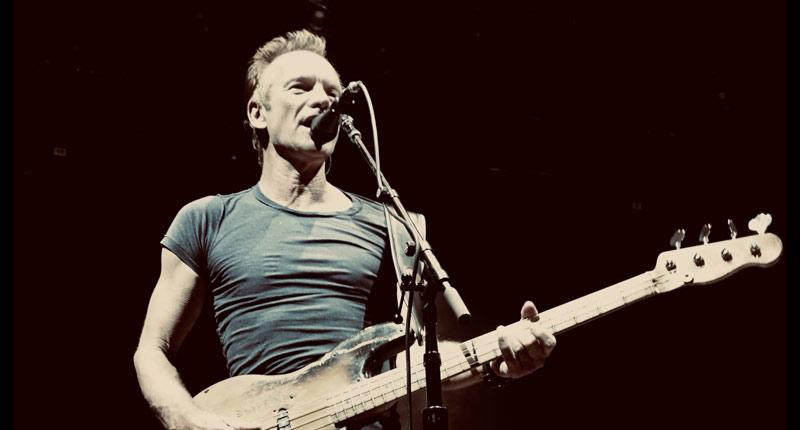 Sting España conciertos para este año