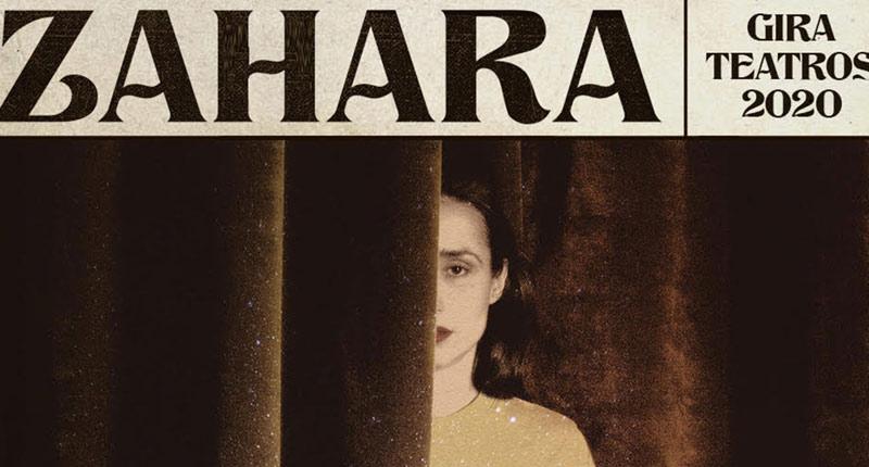 Zahara lleva a Sevilla su gira de teatros