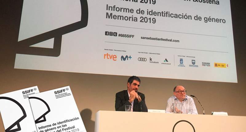 El Festival de San Sebastián publica un informe sobre su última edición