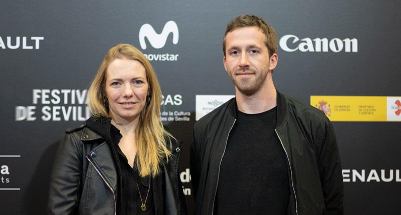Elsa Kremser y Levin Peter, autores del filme Space Dogs, exponen las claves de su éxito