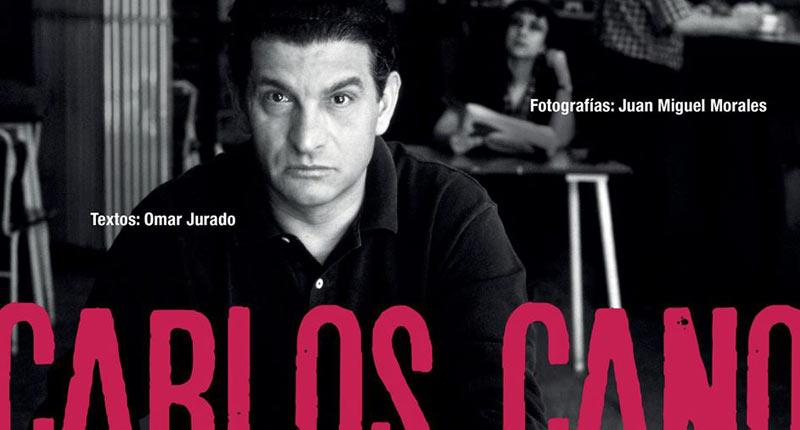 Próxima publicación del libro 'Carlos Cano. Voces para una biografía'