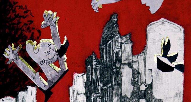 Liliana Díaz Mindurry interpreta el Guernica en un poemario