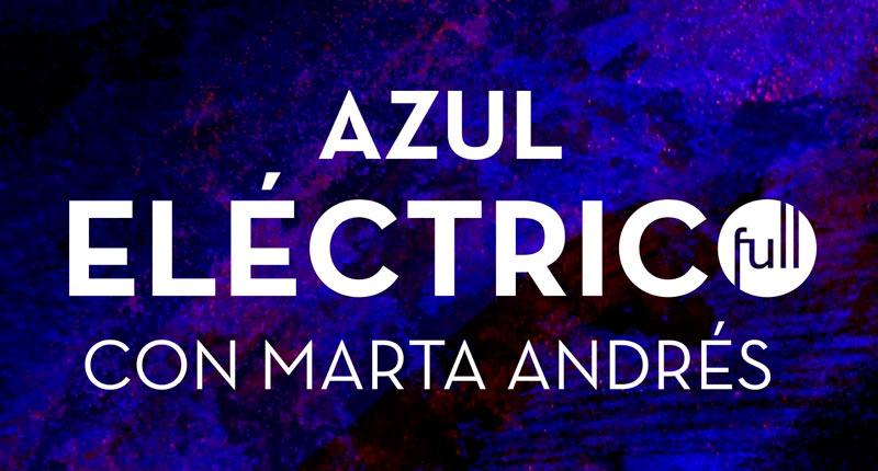 Full reedita el tema 'Azul Eléctrico' con Marta Andrés