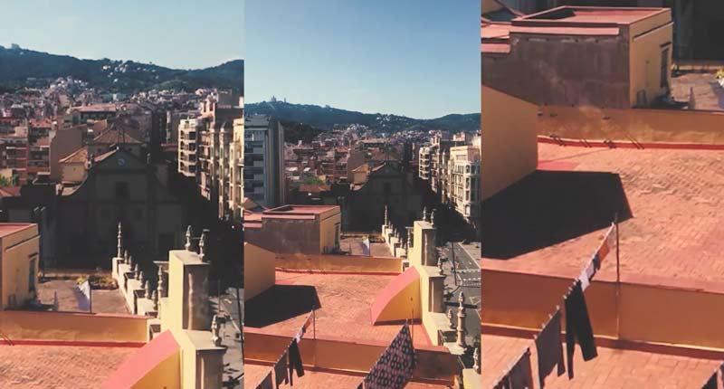 Pajaro Sunrise presenta 'Barcelona' desde el confinamiento