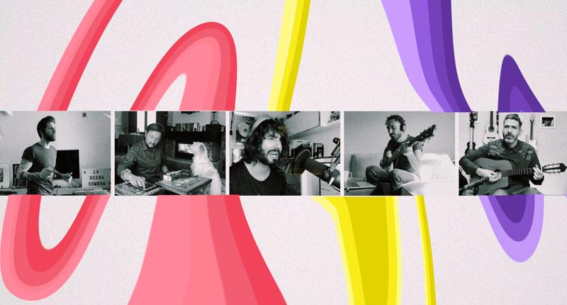 IZAL lanza 'La buena sombra', primer material inédito en dos años