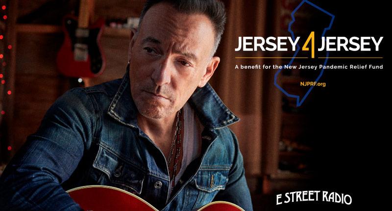 Jersey 4 Jersey, un evento para combatir al coronavirus