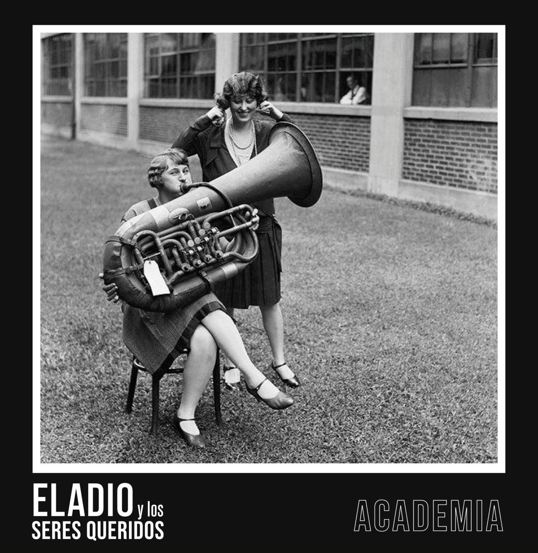 Eladio y los Seres Queridos presenta el álbum 'Academia'