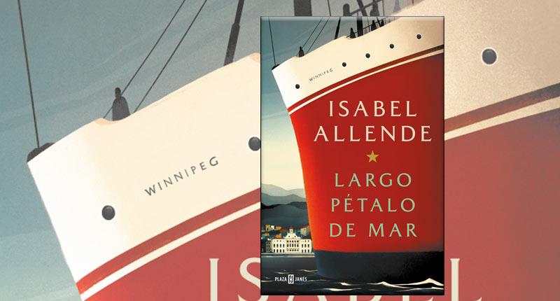 Largo pétalo de mar (Isabel Allende, 2019)