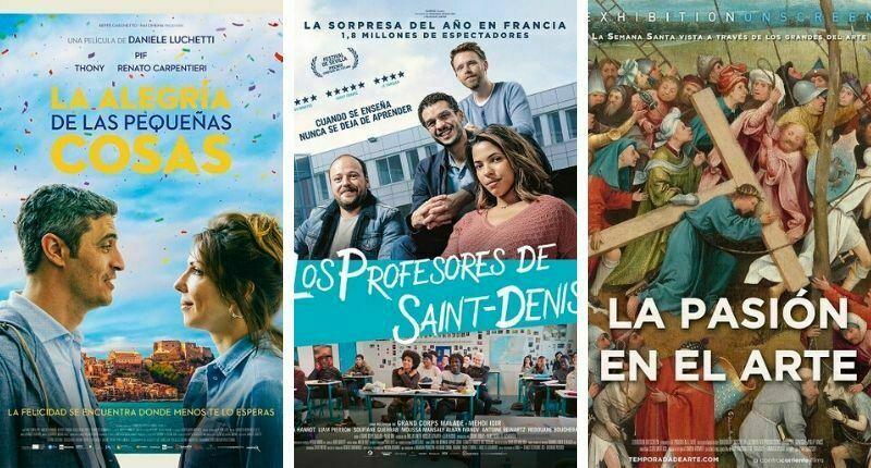 Primeros cines confirmados que se suman a la Sala Virtual de Cine