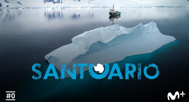 Movistar+ estrena 'Santuario', el viaje de los hermanos Bardem a la Antártida