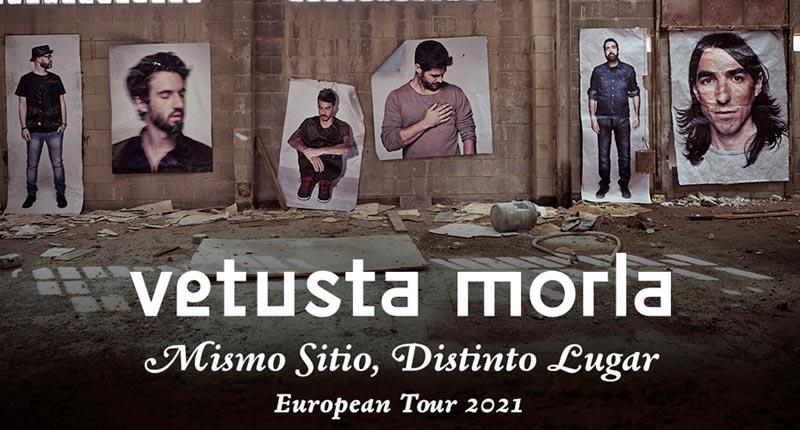 Vetusta Morla anuncia las nuevas fechas de sus dos giras