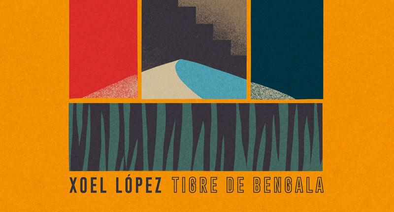 Xoel López presenta 'Tigre de Bengala', su nuevo sencillo