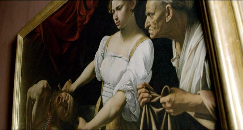 Caravaggio, el tormento de un genio