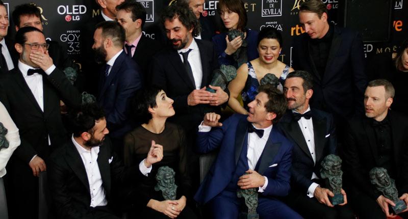 Los Goya 2021 permitirán competir con carácter excepcional a los estrenos online