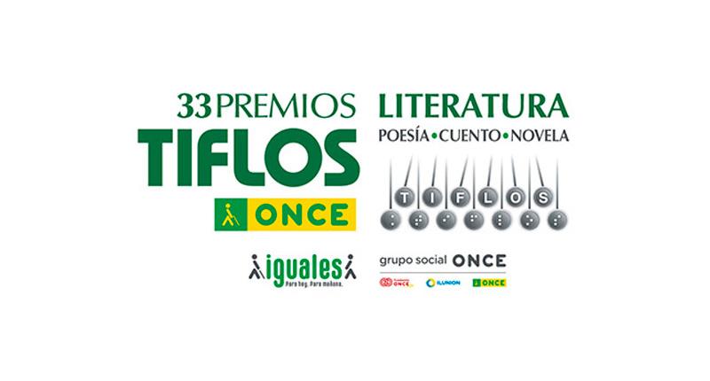 La ONCE entrega sus premios Tiflos de Literatura
