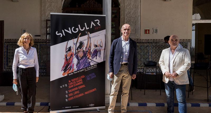 Singular Fest regresa un verano más a Sevilla