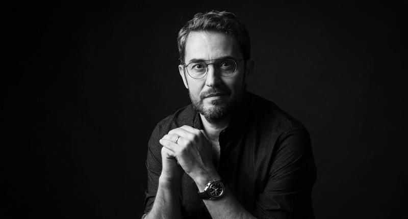 """Máximo Huerta: """"'Con el amor bastaba' es una novela que habla de la necesidad de ser feliz"""""""