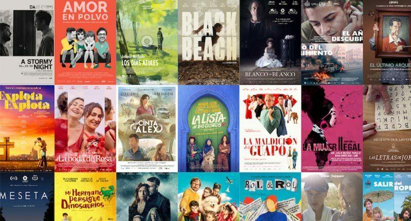 Anunciados los próximos estrenos del cine español