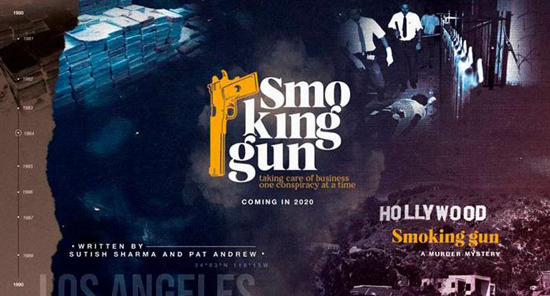 La serie Smoking Gun, A Murder Mystery reactiva la producción y el casting de actores