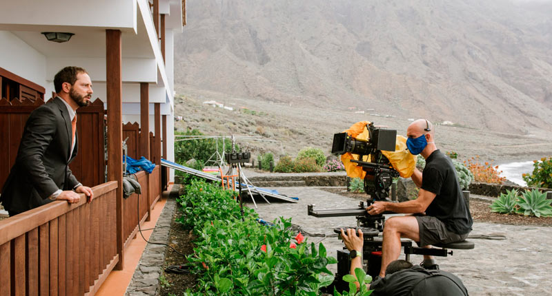 Hierro comparte las primeras imágenes de su segunda temporada