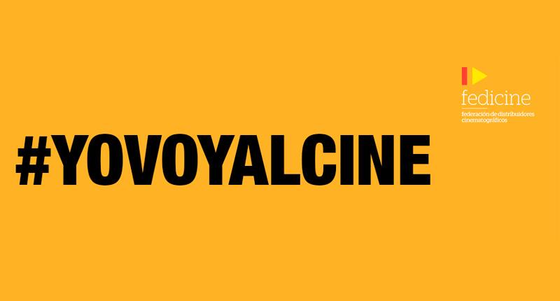 Distribuidores y exhibidores se unen para poner en marcha la campaña #YoVoyAlCine
