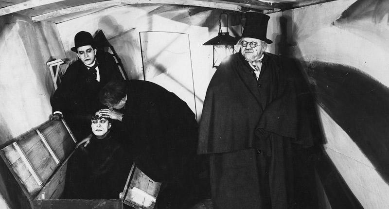 El Festival de Sitges 2020 celebra el centenario de 'El gabinete del doctor Caligari'