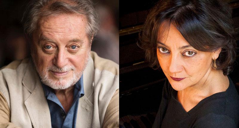 Manuel Galiana y Sira Hernández inauguran Noches en los Jardines del Real Alcázar de Sevilla