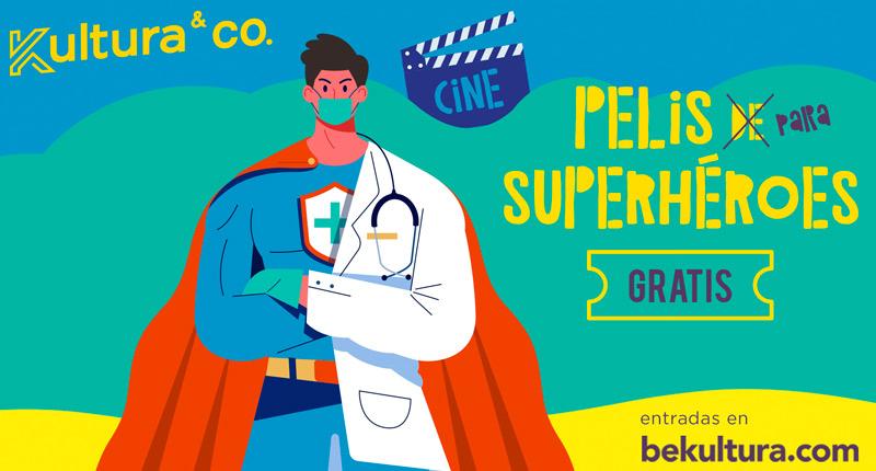 Kultura&Co homenajea esta semana a los héroes de la pandemia en Sevilla, Mairena y Alcobendas