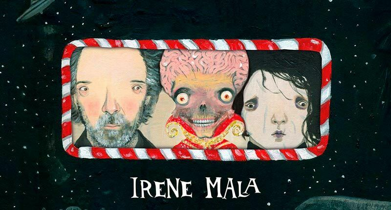 El Universo Tim Burton (Irene Mata, 2020)