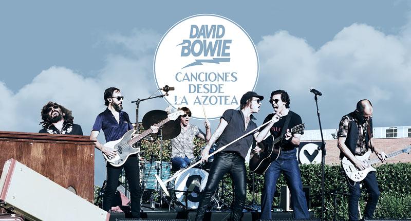 Canciones desde la azotea, de Movistar+, homenajea a David Bowie en su tercera entrega