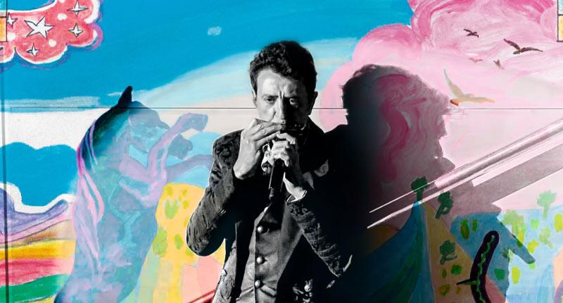 Manolo García, álbum y poemario