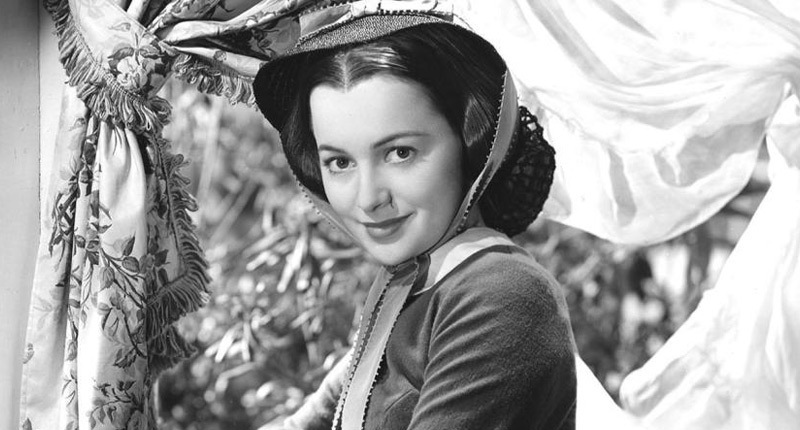 Olivia de Havilland, el glamour del Hollywood clásico