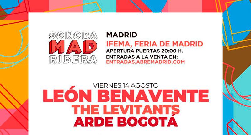 SonoraMad Ribera lleva el espíritu del festival a Ifema