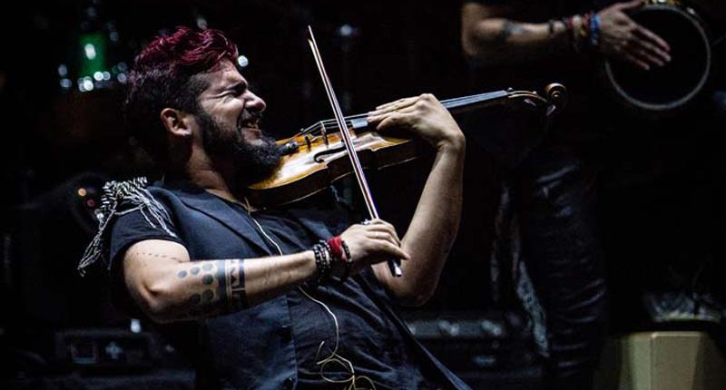 """Jorge Guillén (STRAD): """"La gente es feliz cuando viene a nuestros conciertos, y con eso me quedo"""""""