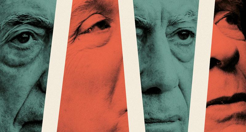 Medio siglo con Borges (Mario Vargas Llosa, 2020)